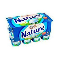 Yaourts natures YOPLAIT, 16x125g