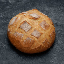 Pain boule Polka Froment, 1 pièce, 200g