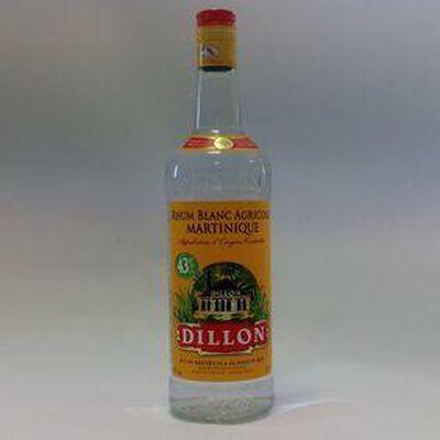 DILLON RHUM BLANC AGRICOLE 43° - 1L