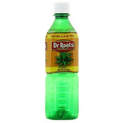 Boisson à l'aloé vera, DR ROOTS, la bouteille de 50cl