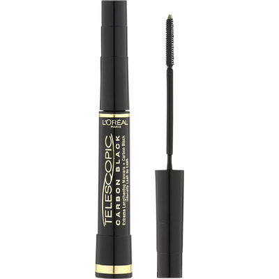 Mascara carbon black Telescopic nu L'OREAL PARIS