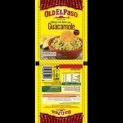 Old El Paso Mélange D'épices Pour Guacamole Old El Paso, Sachet De 20g