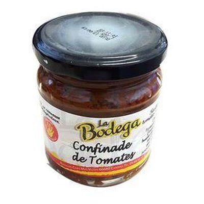 Confinade de tomates, Bocal de 190G LA BODEGA