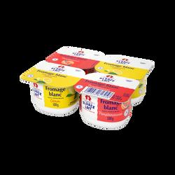 Fromage blanc agrumes saison ALSACE LAIT, 3% DE MG, 4x100g