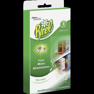 Pièges anti-mites alimentaires PYREL, x2