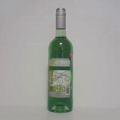 Blanc kiwi mangue passion VINS & FRUITS bouteille 75cl