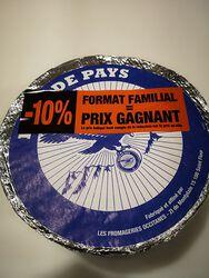 BLEU DE PAYS DE VACHE -10 % FORMAT FAMILLIAL