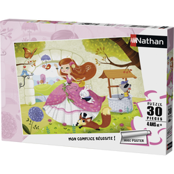 COLLECTION PUZZLE NATHAN 30 PIECES
