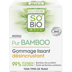 Gommage detox bambou SO BIO 50ml