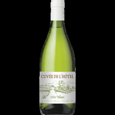 """Vin blanc de table """"Cuvée de l'Hotel"""", 75cl"""