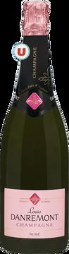 Brut Champagne Aop Brut Rosé Louis Danremont U, 75cl