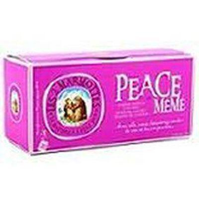 """Les 2 Marmottes """"PEACE MEME"""" boite 30 sachets , 33g"""