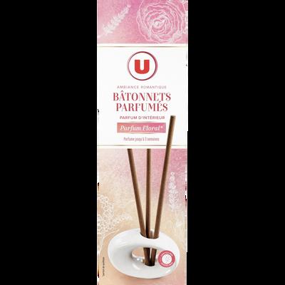 Bâtonnets parfumés parfum floral U, 35g