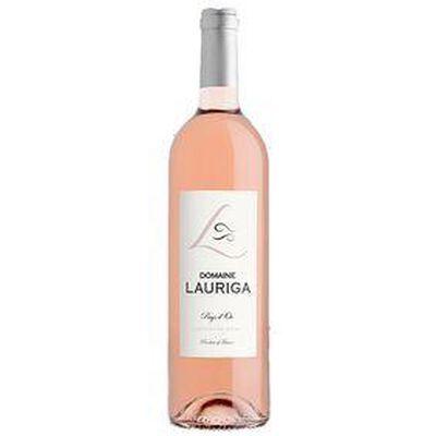 GRENACHE ROSÉ, DOMAINE LAURIGA, bouteille de 75CL