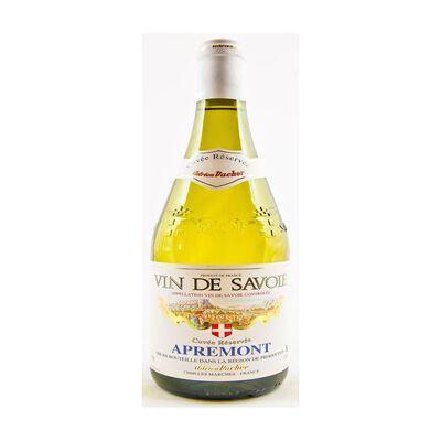 Vin blanc de Savoie Apremont  AOP CUVEE RESERVEE, 75cl