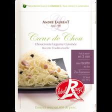 Choucroute cuisinée Labele Rouge recette traditionnelle ANDRE LAURENT,500g