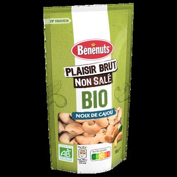 Bénénuts Noix De Cajou Bio Non Salées Benenuts Plaisir Brut - 88g
