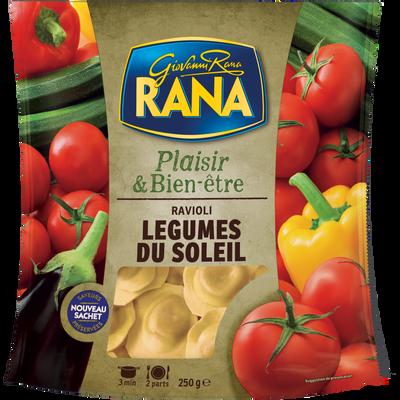 Ravioli aux légumes du soleil GIOVANNI RANA, 250g