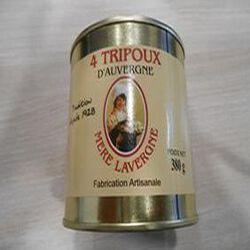 4 tripoux d'Auvergne  MERE LAVERGNE  380g