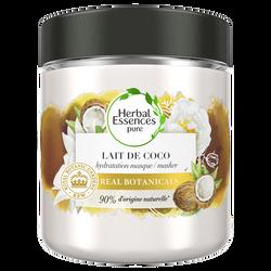 Masque huile de coco HERBAL ESSENCES de 250ML