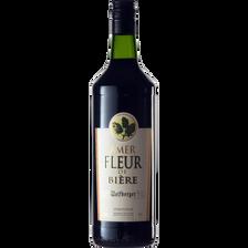 """Amer bière """"Fleur de Bière"""" WOLFBERGER, 18°, 1l"""