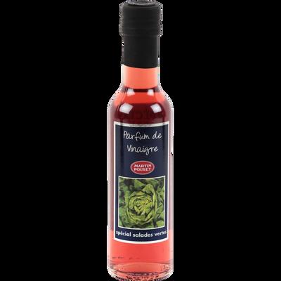 Vinaigre Orléans à l'ancienne spécial salades vertes POURET, bouteillede 25cl