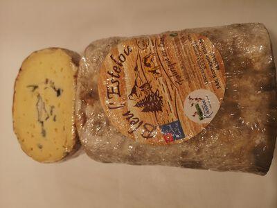 Fromage de pays l'Estelou au LAIT pasteurisé de vache 30%MG 500g