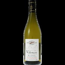 Valençay AOP blanc Domaine Preys cuvée la Chatelaine, bouteille de 75cl