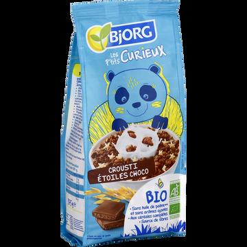 Bjorg Céréales Chocolat Au Lait Petit Déjeuner Bjorg, 375g