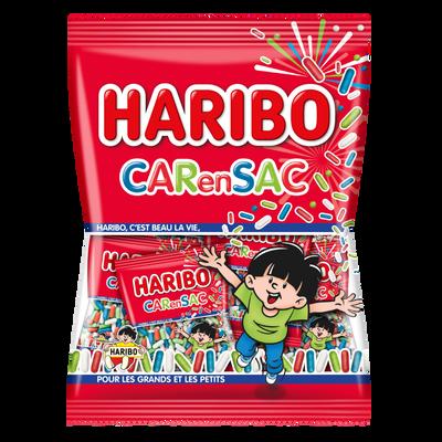 Confiserie Carensac HARIBO, sachet multipacks de 250g