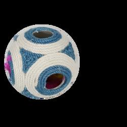 Griffoir XXL boule bleue + 1 balle AIME tube 11,5cm