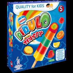 Pirulo happy NESTLE, 5 bâtonnets de 70g soit 350g