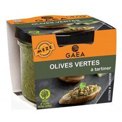 Olives vertes à tartiner Ail!Ail!Ail! 100g