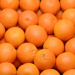 Orange naveline, calibre 1, Espagne