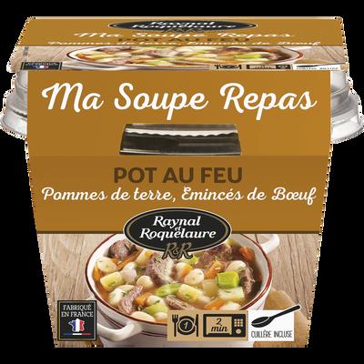 Soupe repas pot au feu RAYNAL ET ROQUELAURE 350g