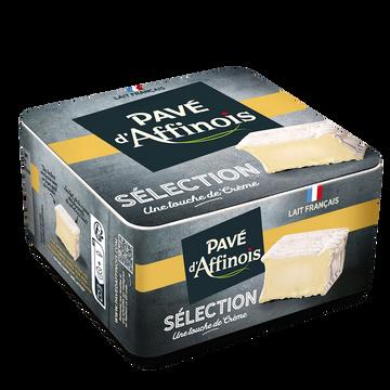 Pavé d'Affinois Fromage Pasteurisé Pave D'affinois, 30%mg, 200g