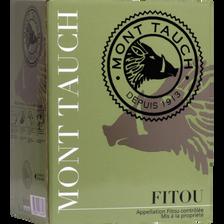 Vin rouge AOC Fitou Tradition Mont Tauch, Fontaine à vin de 3l