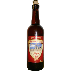 Biere Arrageoise Triple, 8,6°, 75cl