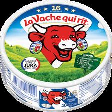 Fromage fondu pasteurisé VACHE QUI RIT, 18,5% de MG, 280g