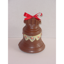 Cloche chocolat lait RITTER, 200g