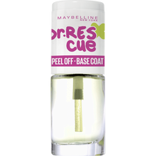 Vernis à ongles base pelable dr rescue peel off nu MAYBELLINE