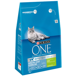 PURINA ONE SPECIAL CHAT STERILE DINDE