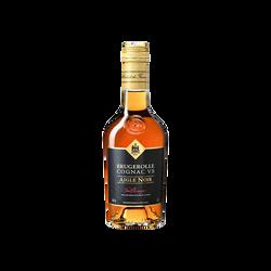 Cognac vs aigle noir brugerolles, 40°, bouteille de  50cl