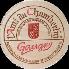 Ami du Chambertin lait pasteurisé 24% de MG GAUGRY, 200g
