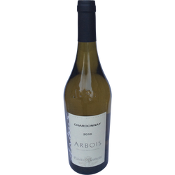 Arbois AOP blanc domaine Fumey et Châtelain chardonnay, 75cl