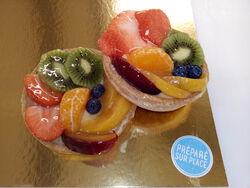 TARTELETTE FRUITS X 2