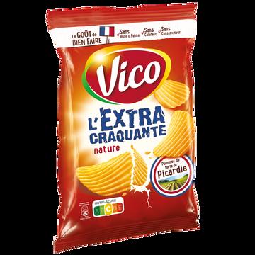 Vico Chips Ondulées Salée Vico, 135g