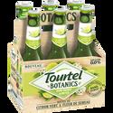 Tourtel Twist Bière Sans Alcool Botanics Citron Et Fleur De Sureau 0°  , 6x27,5 Cl