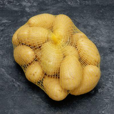 Pomme de terre primeur Lady Christl, à chair ferme, calibre 35/55MM, catégorie 1, France, filet 1,5kg