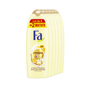 Fa Gel Douche Cream Oil Macadamia Et Moringa Fa, 4 X 250ml +2 Offerts